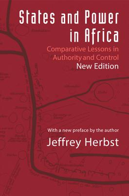 States and Power in Africa By Herbst, Jeffrey/ Herbst, Jeffrey (FRW)